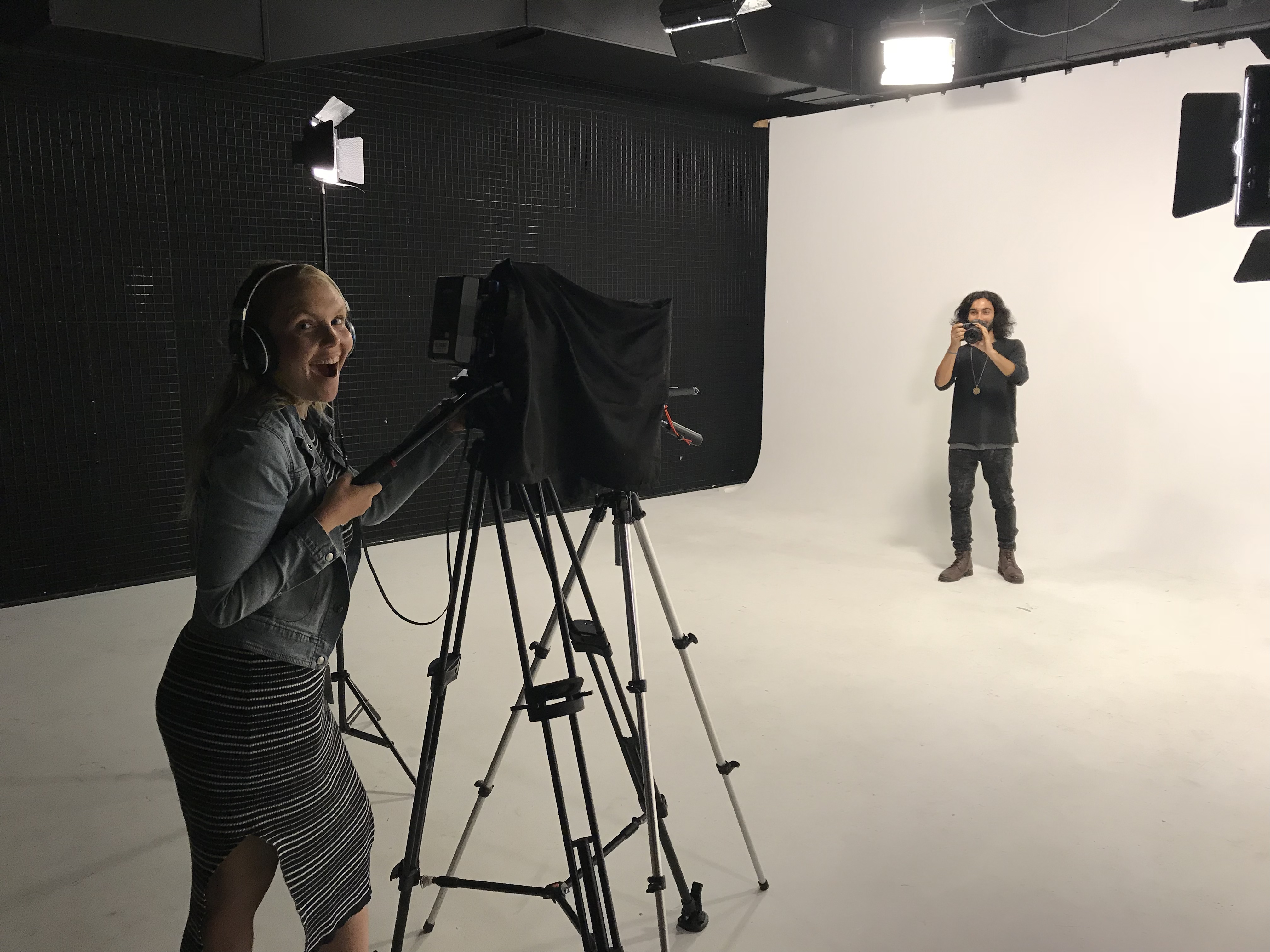 Pyrmont Studio - Sydney Studio Hire - Video Studio Hire Sydney
