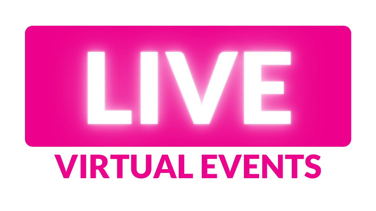 Live Virtual Events