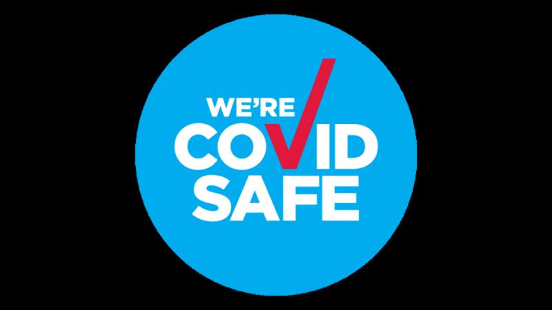 Covid 19 Safe Logo